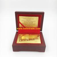 China Large Wooden Box of Playing Cards wholesale