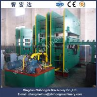 China 1800T Single Layer Vulcanizing Press for Making Rubber Mat/Flooring wholesale