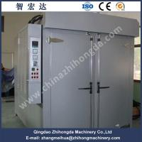 China Industrial Hot Air Curing Oven For Rubber PU wholesale
