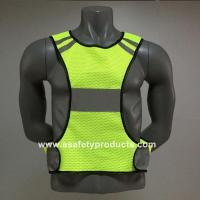 Buy cheap Safety Vest Jogging Safety Vest from wholesalers