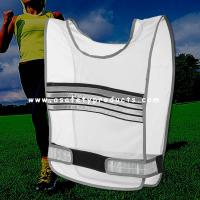 Buy cheap Safety Vest Safety Jogger Running Vest from wholesalers