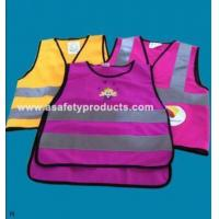 Buy cheap Safety Vest High Visibility Reflective Children Vest from wholesalers