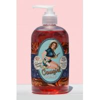 China Dolce Mia Shootin' Cowgirl Ambery Lavender Natural Liquid Soap 12 oz. on sale