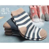 China Ueither Infant Baby Toddler Cozy 4 Styles Cute Socks for Girls and Boys 4 Pairs on sale