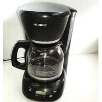 China MR COFFEE Black 12-Cup Programmable Coffee Maker wholesale