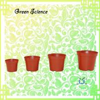 Buy cheap Lovely mini plastic flower pots for seed nursery planter from wholesalers