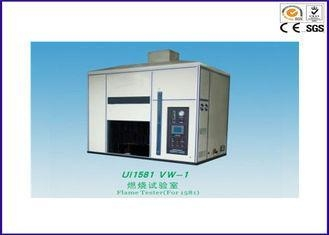 Quality Electric Wire Flame Test Chamber , Flame Test Apparatus For for sale
