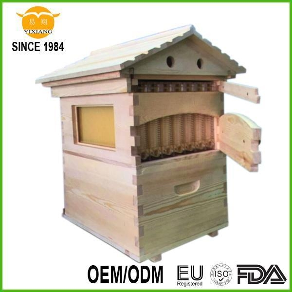 Quality Professional Fully Assembeled Honey Flow Hive Manuafaturer for sale