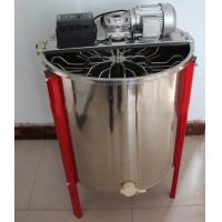 China Hot Sale 8 Frame Electric Drive Stainless Steel Extractor with Stand Supplies for Beekeeper wholesale