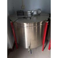 China 20 Frame Honey Extractor with Stand Electrical for Sale Wholesale Stainless Steel Radial Extractor wholesale