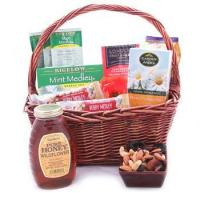 China Corporate Gifts Peaceful Picnic Gift Basket on sale
