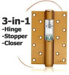 Quality 3 IN 1 Hinge 3 IN 1 Multifunction Hinge (Closer-Stopper-Hinge) for sale