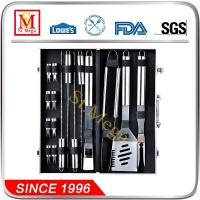 Buy cheap Stainless BBQ Grilling Tool Set from wholesalers