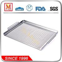 Buy cheap Stainless Steel BBQ Topper with Round Holes from wholesalers