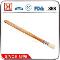 Buy cheap 17.1-Inch Wooden Handle BBQ Basting Brush from wholesalers