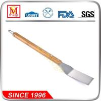 Buy cheap 19.2-Inch Wooden Handle BBQ long Spatula from wholesalers