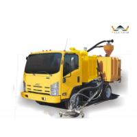 China WR-WB08 small-size high pressure water blasting truck on sale