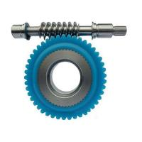 China Spur gear Worm and worm gear wholesale