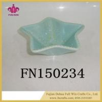 Buy cheap Customized Ceramic Seashell Tableware Decoration Ceramic Seashell Design Products from wholesalers
