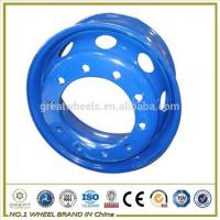 China Wheel Hub, Tubeless Truck Steel Wheel, Car Wheels on sale