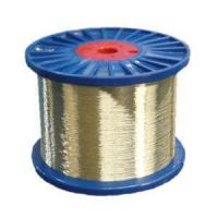 Buy cheap 0.25mm Hydraulic Rubber Hose Wire Brass Coated Wire High Strength from wholesalers