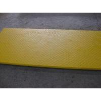 Buy cheap FRP Flat Plate with Gritted Surface Anti Slip from wholesalers