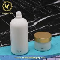Buy cheap White Glass Jar and Glass Bottle from wholesalers