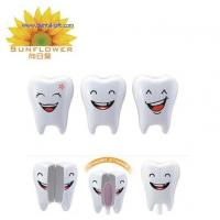 China Creative chuck toothbrush rack Single tooth tooth brush holder wholesale