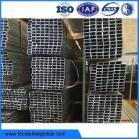China Good Quality Galvanized Square Farm/fence/shed Post From Rust For About 20 Years wholesale