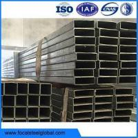 China Structural Rectangular Steel Posts With Good Quality From Rust About 20 Years wholesale