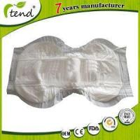 China Disposable 8 Shape Adult Diaper Inserts Incontinence Pads for Adults wholesale
