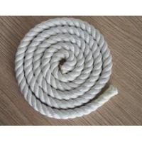 China 3 Strand Twisted Cotton Ropes on sale