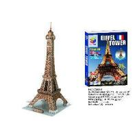 Buy cheap Learn puzzle(Eiffel tower) from wholesalers