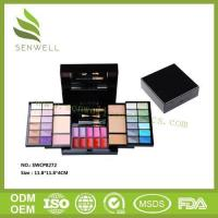 China High Quality Professional Makeup Sets 24 Eyeshadow and 2 Pressed Powder Supplier wholesale