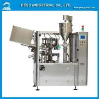 Buy cheap Hi-Speed Automatic Plastic Tube Filling & Sealing Machine from wholesalers