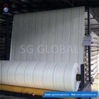 China Circular Woven Polypropylene Roll on sale