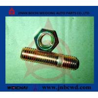 China BeiBen Chassis Parts Stud Bolt wholesale