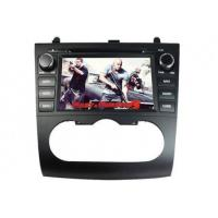 China In-Dash Car Navigation Stereo Nissan Altima Aftermarket Navigation With DVD Player wholesale