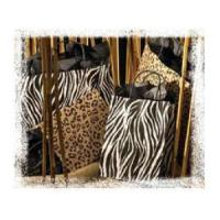 China Zebra & Leopard Paper Shopping Bags wholesale