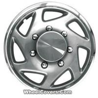 China SET OF 4 FORD Truck Van 16 8 Lug Full Wheel Covers Hub Caps Steel Rim 7 Slot on sale