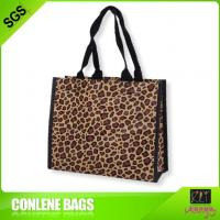 China Popular Heavy Loading Full Color Printing Woven Polypropylene Bags Wholesale for Shopping wholesale