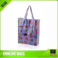 China Main Product Customized Design PVC Zip Lock Bag with Different Size wholesale