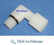 Buy cheap 1/4 x 1/4 Male Elbow - Jaco Fitting from wholesalers