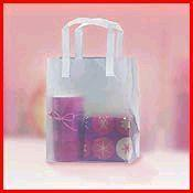 Buy cheap Frosted Loop Handle Bags from wholesalers