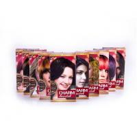 China OEM Long Lasting Bright Hair Dye With Natural Plant Essence wholesale
