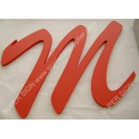 Buy cheap Painting acrylic letters 01 from wholesalers