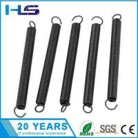 China Metal Tension Coil Helical Extension Spring Hook on sale