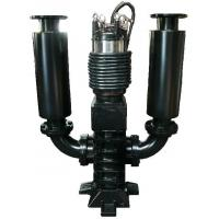 China SUBMERSIBLE ROOTS BLOWER EVV TYPE VACUUM PUMP on sale