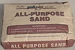 Quality PAKMIX Premium All-Purpose Sand for sale