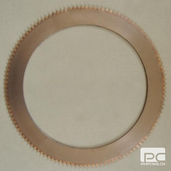 Quality Paper Friction Material friction disc of CAT 2F8621 for sale